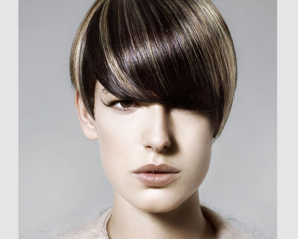 short bob with bangs 40 Wonderful Short Bob Hairstyles