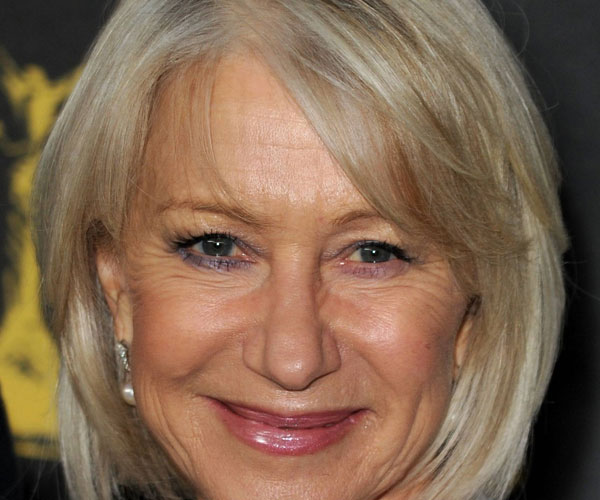 Helen Mirren Older