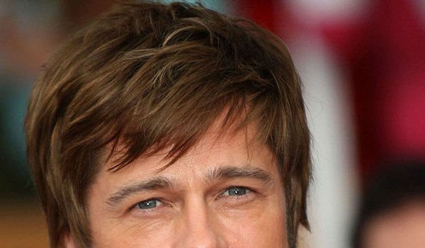brad pitt hairstyle 30 Short Mens Hairstyles Which Are Sexy