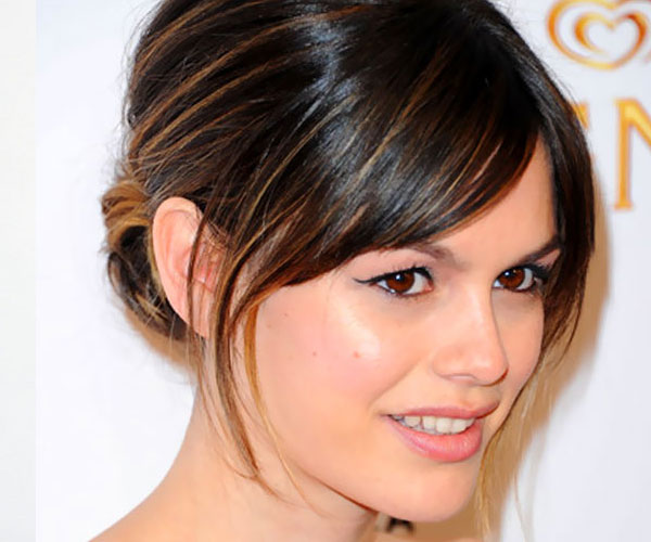shoulder length with a side shoulder length hairstyles length hair