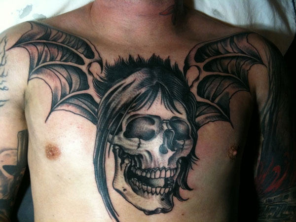 The Rev Tattoo