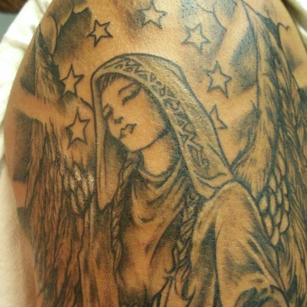 Another Mary Tattoo