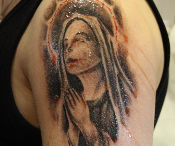 Bloody Mary Tattoo