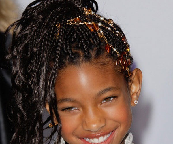 Excellent 25 Willow Smith Hairstyles Which Look Perfect Slodive Hairstyles For Men Maxibearus