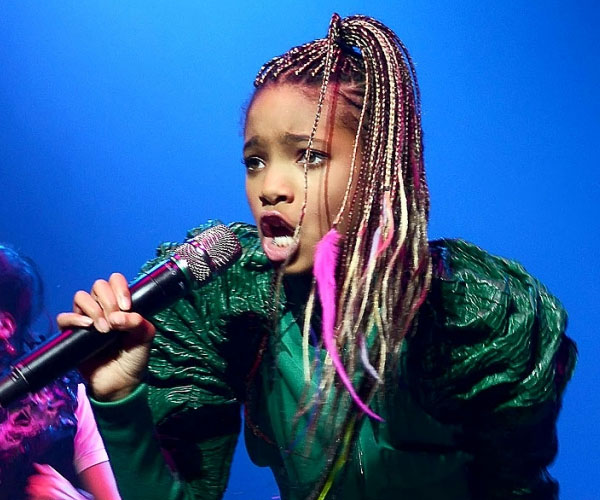 new hairdo 25 Willow Smith Hairstyles Which Look Perfect