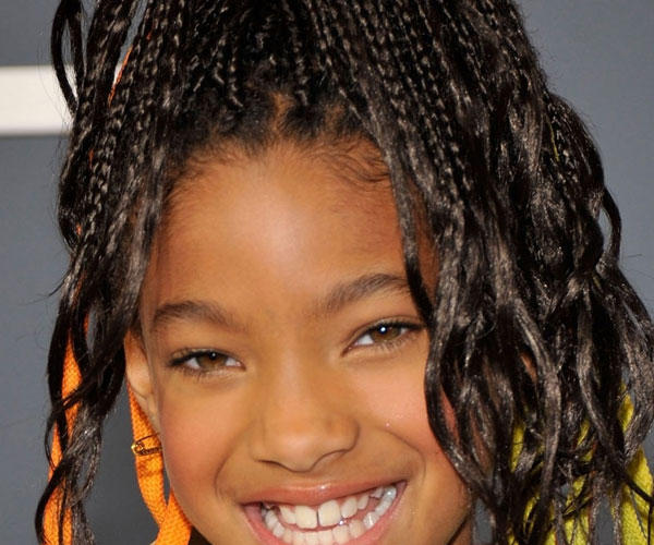 Willow Smith Braided Hairstyle