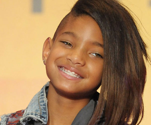 Willow Smith Brown Hair