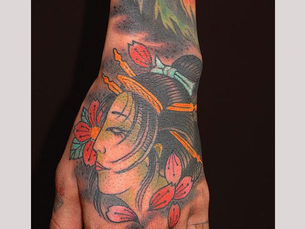 arm tattoo 25 Oustanding Asian Tattoos