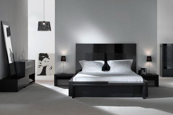 Modern Cool Bedroom