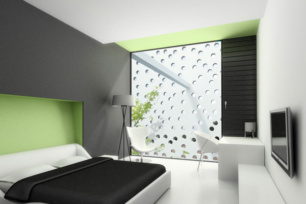 Soothing Bedroom Decor
