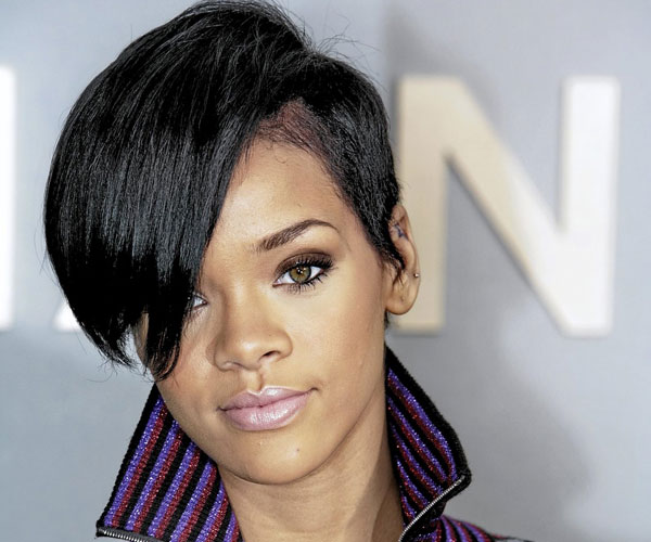 rihanna hairstyle 30 Beautiful Black Girl Hairstyles