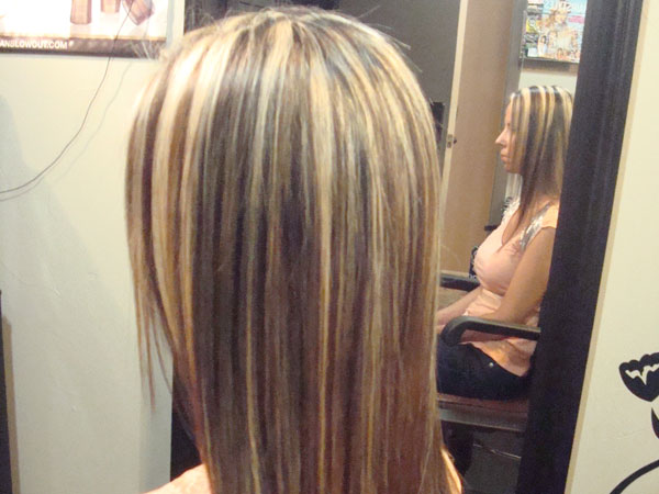 awesome hair highlights 40 Striking Brown Hair With Highlights