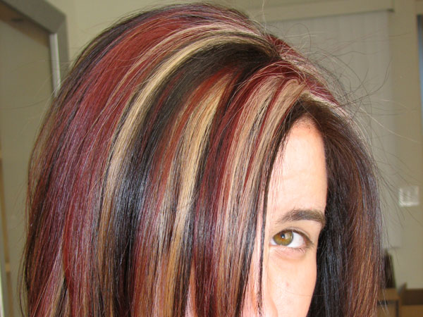 40 striking brown hair with highlights slodive romantic colors pmusecretfo Images
