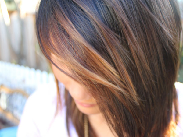 post anywhere 40 Striking Brown Hair With Highlights