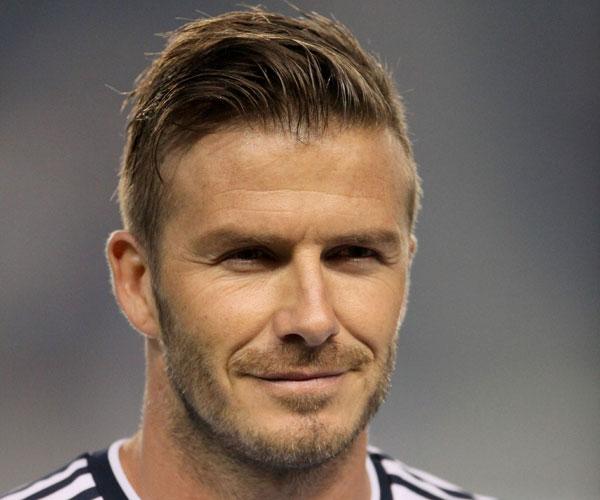 Sexy David Beckham Hairstyles SloDive - David beckham hairstyle hd photos