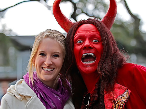 Human And Devil