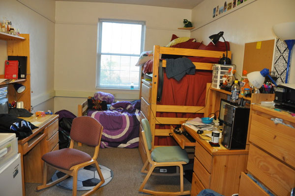 Dorm Room For Two