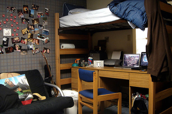Well-stocked Dorm