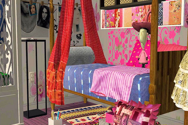 pink theme 30 Remarkable Dorm Decorating Ideas For Girls