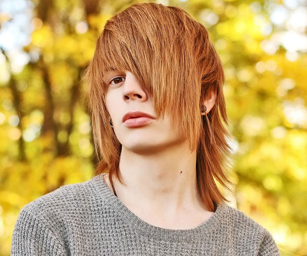 Swell 35 Magnificent Emo Hairstyles For Guys Slodive Hairstyle Inspiration Daily Dogsangcom