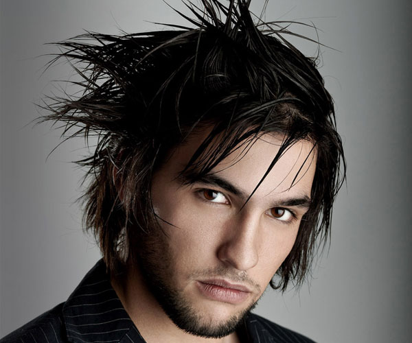Swell 35 Magnificent Emo Hairstyles For Guys Slodive Short Hairstyles Gunalazisus