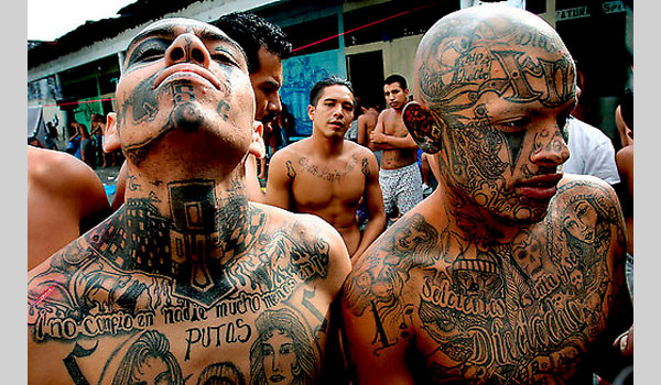 another gang tattoo 30 Exceptional Gang Tattoos