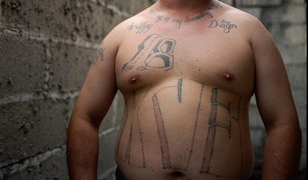 former gang member 30 Exceptional Gang Tattoos