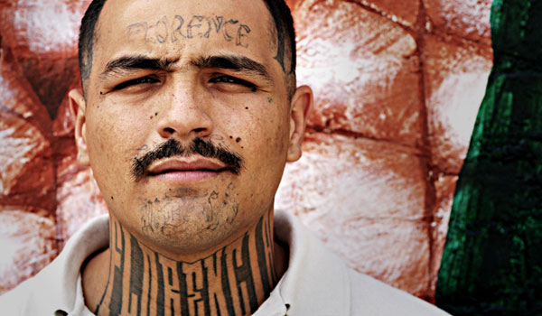 los angeles gang member 30 Exceptional Gang Tattoos