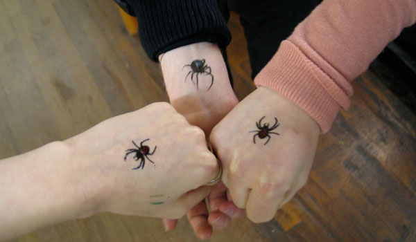 the spider gang 30 Exceptional Gang Tattoos