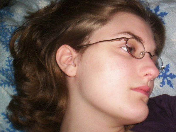 specky girl 30 Exceptional Hairstyles For Shoulder Length Hair