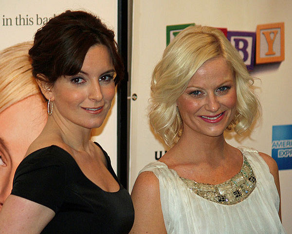 amy poehler and tina fey 30 Awe Inspiring Hairstyles For Women Over 60
