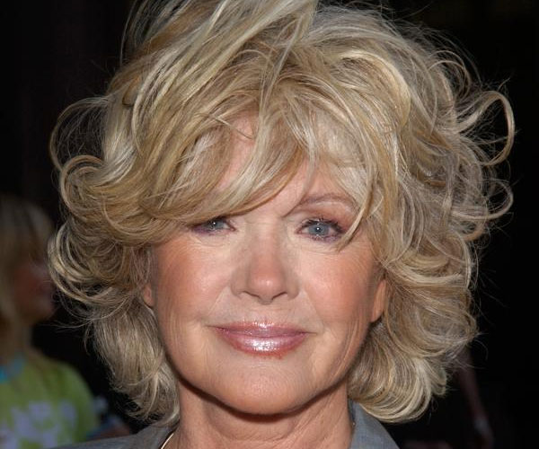 30 Awe-Inspiring Hairstyles For Women Over 60 - SloDive