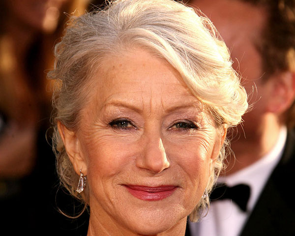 helen mirren 30 Awe Inspiring Hairstyles For Women Over 60