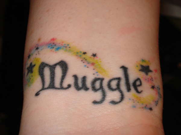 Muggle Tattoo