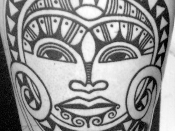 Hawaiian Tribal Tattoos - 25 Artistic Collections | Design Press
