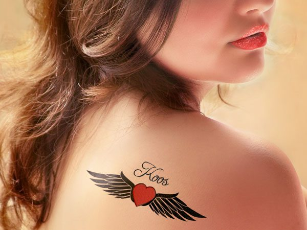 Girls With Tattoos 35 Lovely Collections Design Press