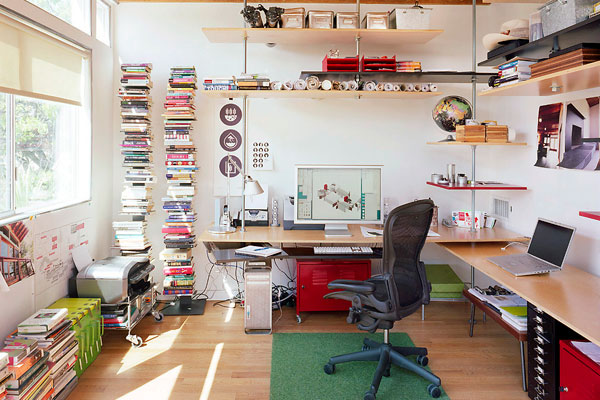 Creative Home Office Ideas Pleasing 30 Marvelous Home Office Design Ideas  Slodive Inspiration Design