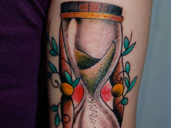 Traditional Hourglass