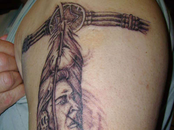 Indian Tattoos 35 Impressive Examples Browse Slodive