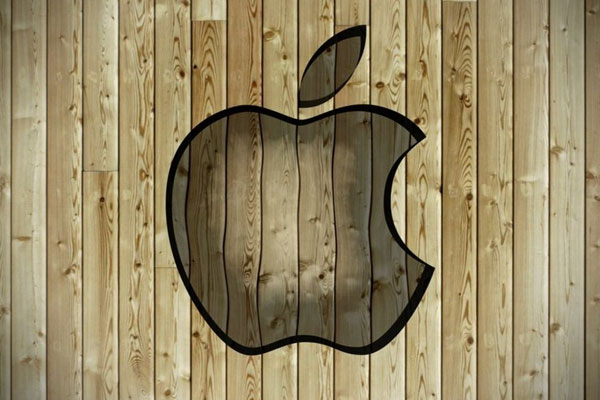 A Apple On The Wall