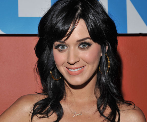 colored hair 30 Sexy Katy Perry Hairstyles
