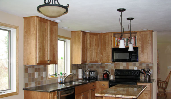 Kitchen Island Designs with Granite