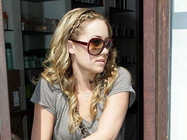 lauren braided hairstyle 30 Exotic Lauren Conrad Hairstyles Part 2