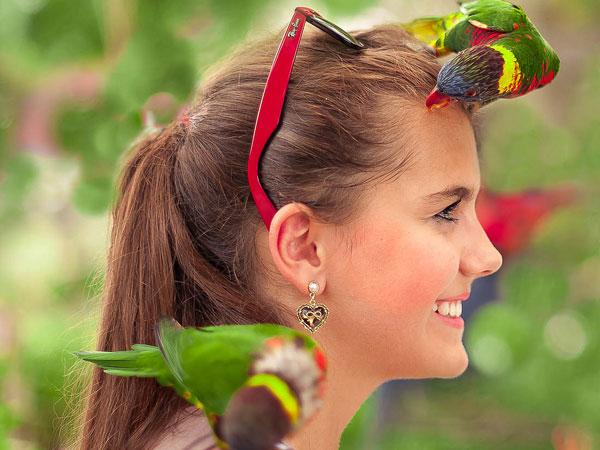 picking estelle 30 Exotic Lauren Conrad Hairstyles Part 2