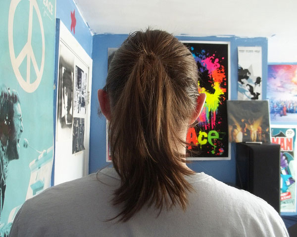 ponytail 30 Mens Long Hairstyles Which Will Make You Look Perfect