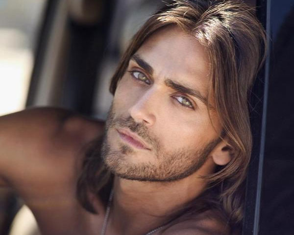 theo theodoridis 30 Mens Long Hairstyles Which Will Make You Look Perfect
