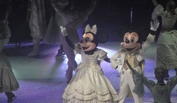 disney on ice 25 Artistic Minnie Mouse Pictures