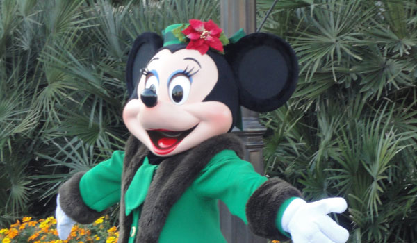 Winter Minnie