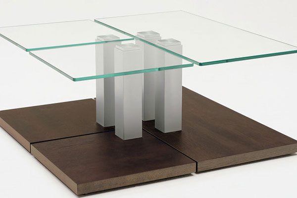 Center Table Designs Glass Top 30 exciting modern table designs ...