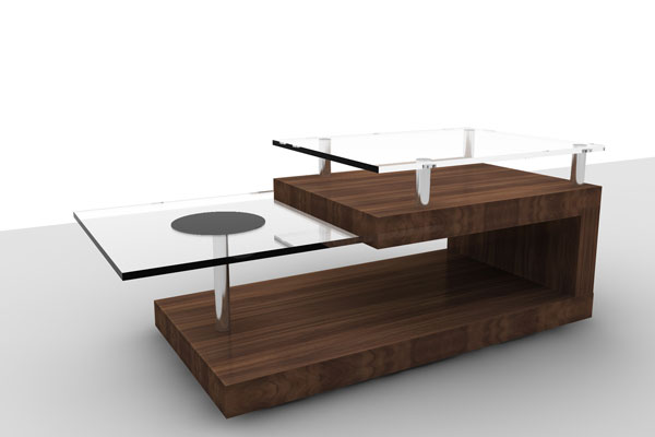 Modern Coffee Table Design Contemporary Living Room Furniture With ...